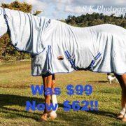 summer mesh Horse rugs