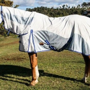 hybrid cotton hooded combo horse rugs, hybrid hooded horse rugs,